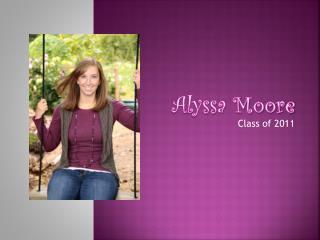 Alyssa Moore