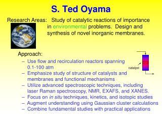 S. Ted Oyama