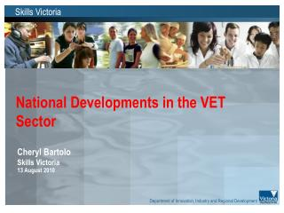 National Developments in the VET Sector