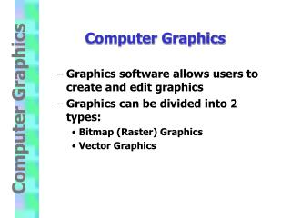 PPT Presentation - Graphics 229KB