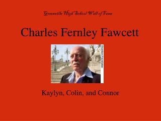 Charles Fernley Fawcett