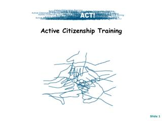 Active Citizenship Training