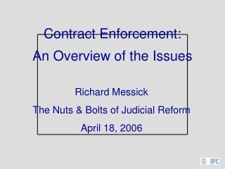 International Arbitration comparative analysis