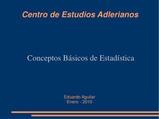 Centro de Estudios Adlerianos