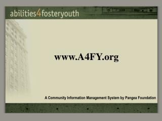 www.A4FY.org