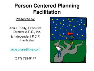 Person Centered Planning Facilitation
