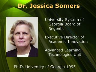 Dr. Jessica Somers