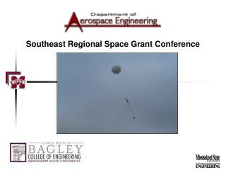 Southeast Regional Space Grant Conference