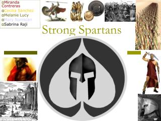 Strong Spartans
