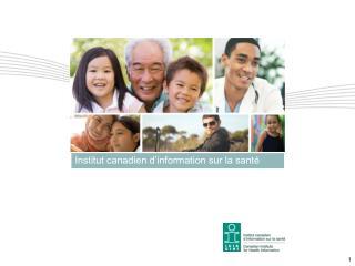 Institut canadien d'information sur la santé