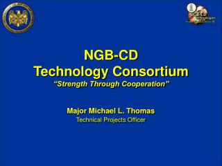 "NGB-CD  Technology Consortium ""Strength Through Cooperation"""