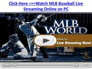 @@~~ Brewers vs Cardinals Live MLB Playoffs Match Online$$
