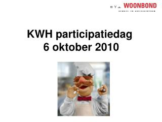 KWH participatiedag  6 oktober 2010
