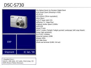 DSC-S730