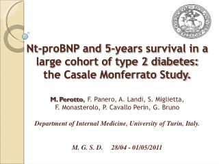 NT – pro BNP