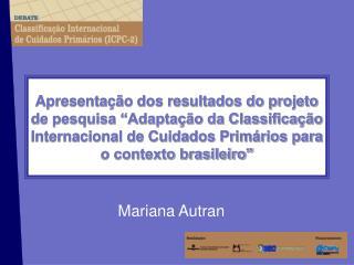 Mariana Autran
