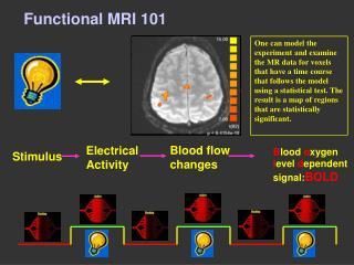 Functional MRI 101