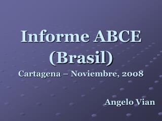 Angelo Vian