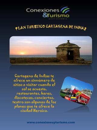 PLAN TURISTICO CARTAGENA DE INDIAS