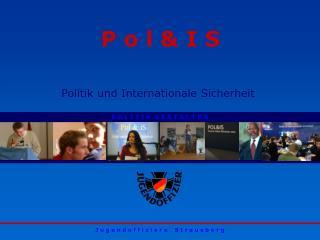 Titelfolie Pol&IS