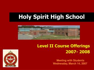 Holy Spirit High School