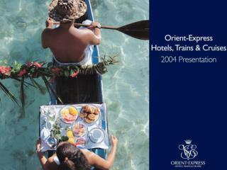 Orient-Express Hotels
