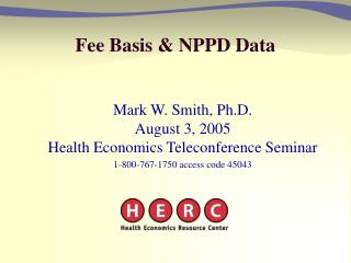 Fee Basis  NPPD Data