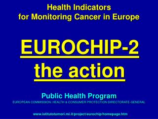 EUROCHIP-2 the action