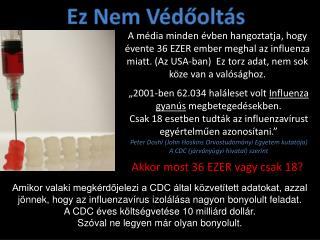 Ez Nem Védőoltás