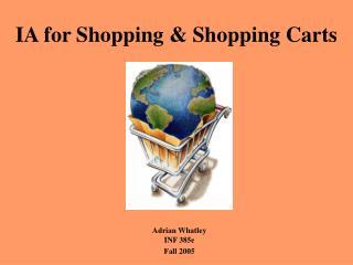 IA for Shopping  Shopping Carts