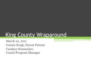 King County Wraparound