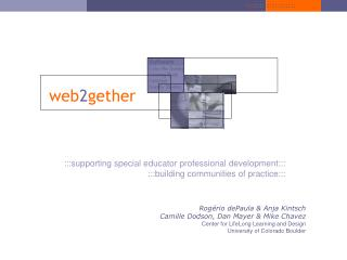 web 2 gether
