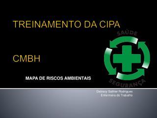 TREINAMENTO DA CIPA CMBH