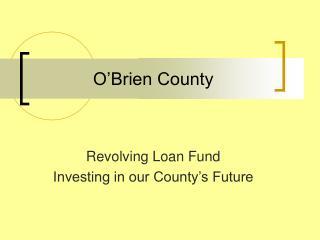 O'Brien County