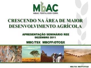 crescendo  na área  de  maior desenvolvimento agrícola