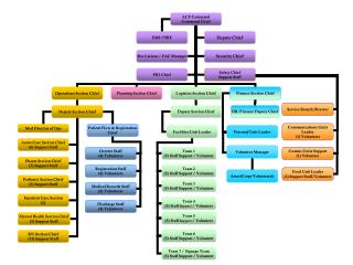 ACF Flow chart slide Presentation