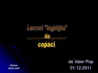 de Valer Pop 01.12.2011