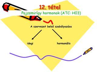 12. tétel