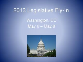 2013 Legislative Fly-In
