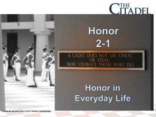 Honor  2-1