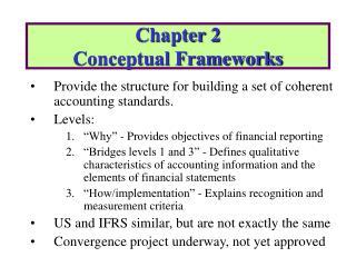 Chapter 2 Conceptual Frameworks