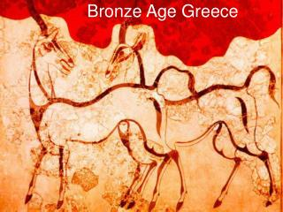 Bronze Age Greece