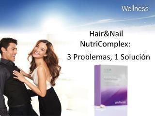 Hair&Nail NutriComplex: