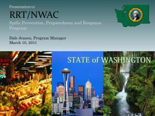 Presentation to  RRT/NWAC