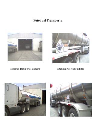Terminal Transportes Camaro