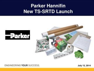 Parker Hannifin New TS-SRTD Launch