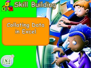 Collating Data in  Excel