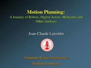Motion Planning: