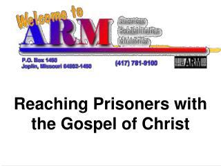 ARM Prison Outreach International