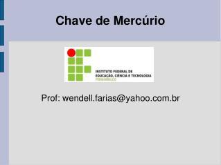 Chave de Mercúrio